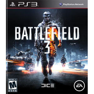 Battlefield 3 Regular Edition - PlayStation 3