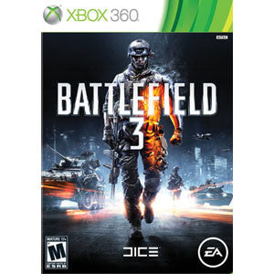 Battlefield 3 Regular Edition - Xbox 360
