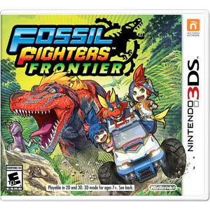3DS Fossil Fighters Frontier