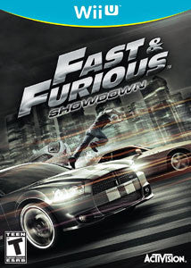 Fast & Furious Showdown - Nintendo WiiU