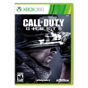 Call of Duty Ghost - Xbox 360