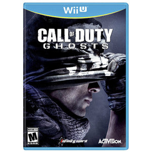 Call of Duty: Ghosts - Nintendo WiiU