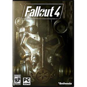 Fallout 4 PC DVD ROM