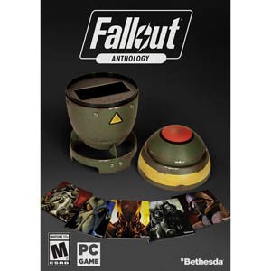 Fallout Anthology - PC DVD ROM