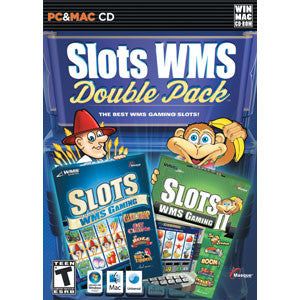 Slots WMS Double Pack - PC/MAC CD-ROM