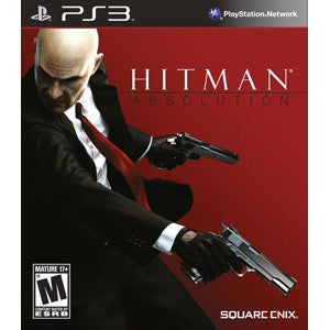 Hitman Absolution -PlayStation 3
