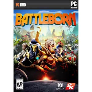Battleborn - PC -DVD - Action
