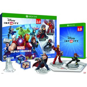 Disney Infinity:Marvel Super Heroes (2.0 Edition) Starter Pack - XBO