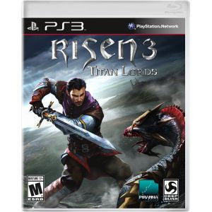 PS3 Risen 3: Titan Lords Action