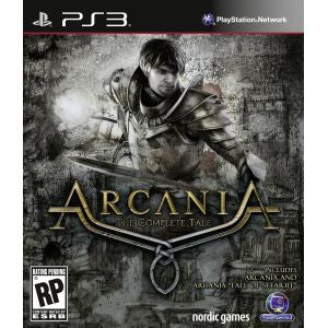 Arcania The Complete Tale - PlayStation 3