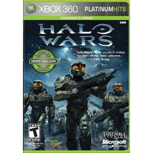 XB360 HALO WARS PLATINUM