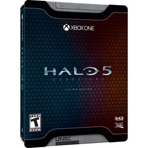 XBO Halo 5: Guardians LE Limited Edition