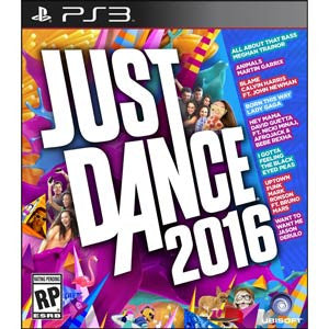 Just Dance 2016 - PlayStation 3