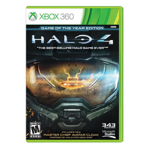 Halo 4: Game of the Year Edition -  Xbox 360