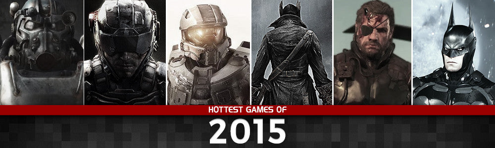 Hottest Games of 2015