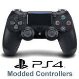 PS4 Modded Controller, XMOD TEKS, Rapid Fire, SCUF Modchip
