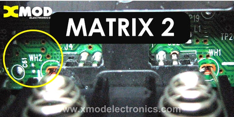 Xbox 360 Matrix 2 Controller Board