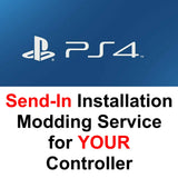 PS4 Pro Mail-In Modding Service, Modchip Installation Mod