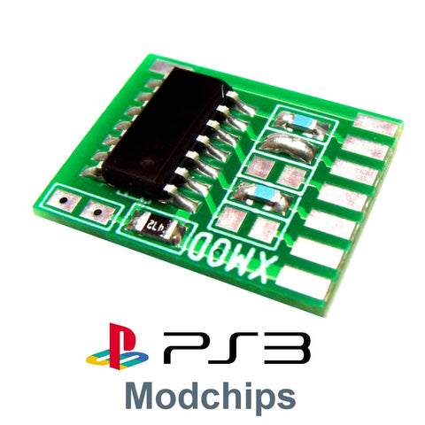PS3 Modchip, XMOD TEKS, Rapid Fire Mod Kit