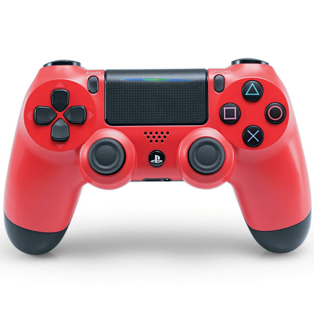 PS4 Modded Controller - XMOD 30 Pro Modes, Magma Red