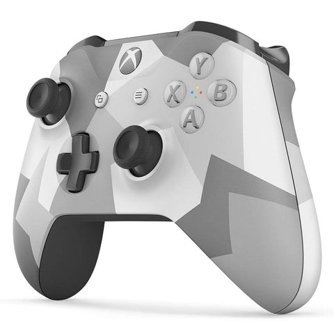 XBOX ONE S Modded Controller - XMOD 100 Mode, Winter Forces