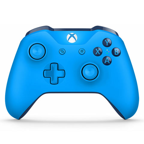 XBOX ONE S Modded Controller - XMOD 100 Mode, Blue