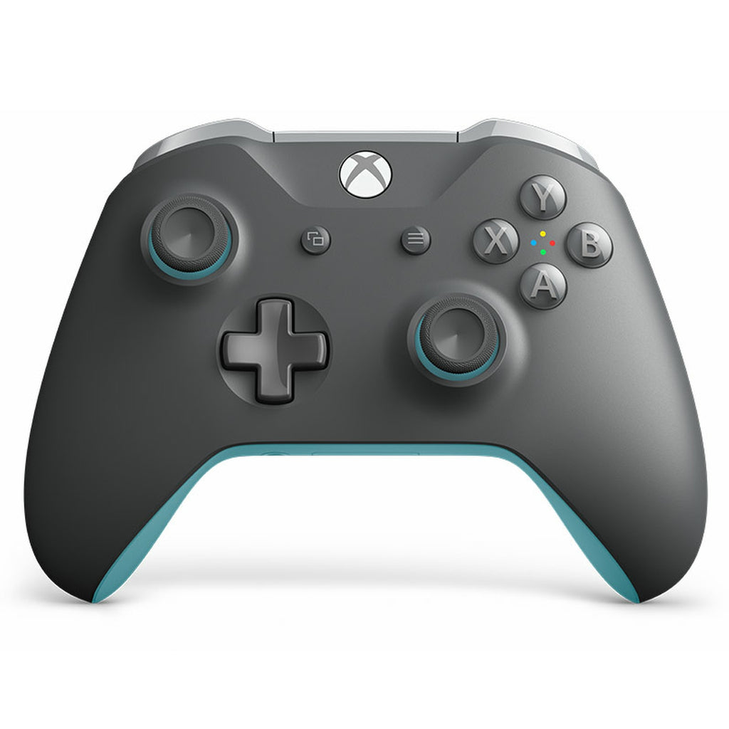 XBOX ONE S Modded Controller - XMOD 100 Mode, Grey / Blue