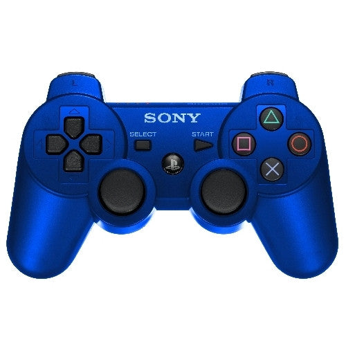 PS3 Modded Controller - XMOD 100 Mode, BLUE