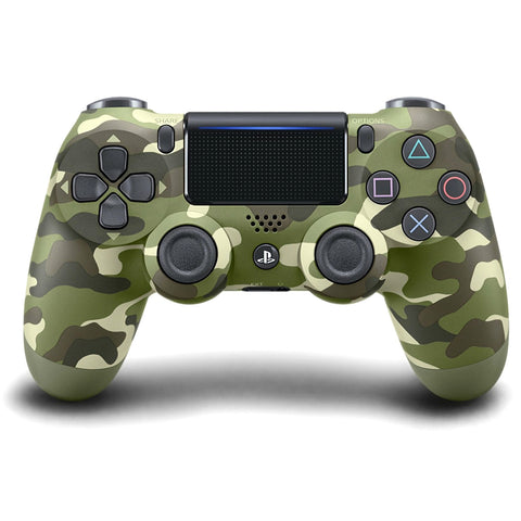 PS4 Modded Controller - XMOD 30 Pro Modes, Green Camouflage