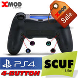 PS4 Modded Controller - 4 Back Buttons - Sony Pro DualShock 4