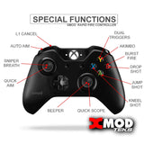 XBOX ONE S Modded Controller - XMOD 100 Mode, White