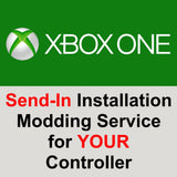 XBOX ONE Send-In Modding Installation Service - XMOD 100 Modes