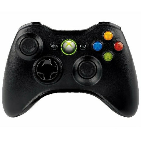 XBOX 360 Modded Controller - XMOD 100 Mode, Black