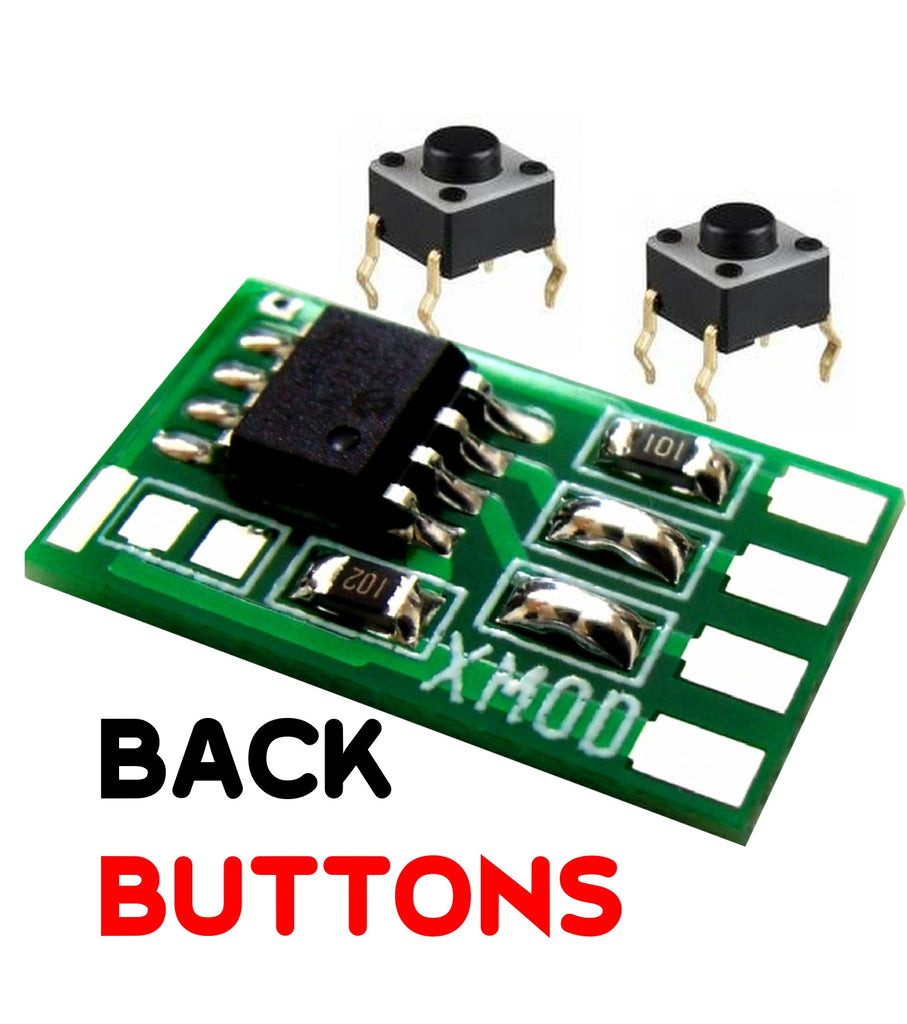 Back Buttons Remap Modchip XBOX 360