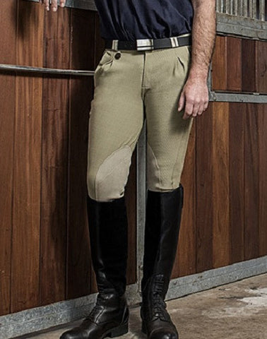 Mens Equestrian Supreme Breeches
