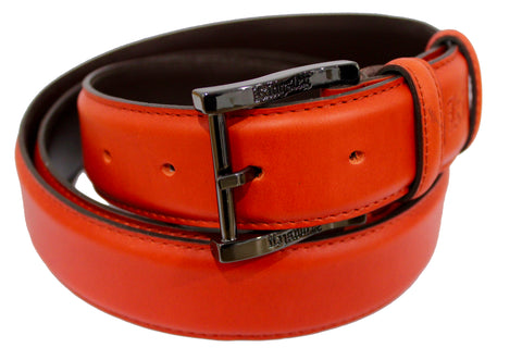 Kingsley Belt Nature Orange - In Stock