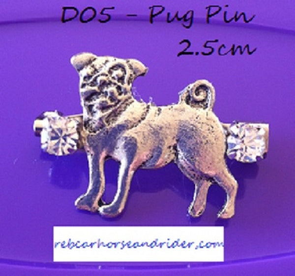 Pin with Bling