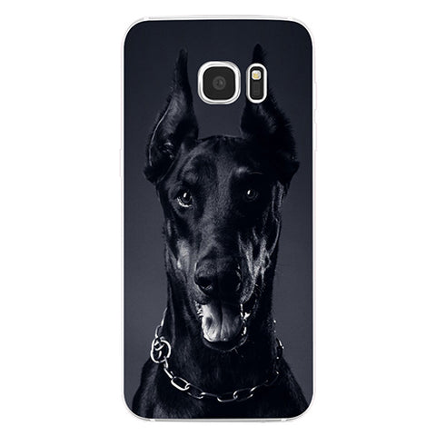 Doberman Dog Iphone 6 6S Cover