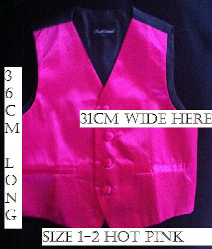 Childrens Competition Vest