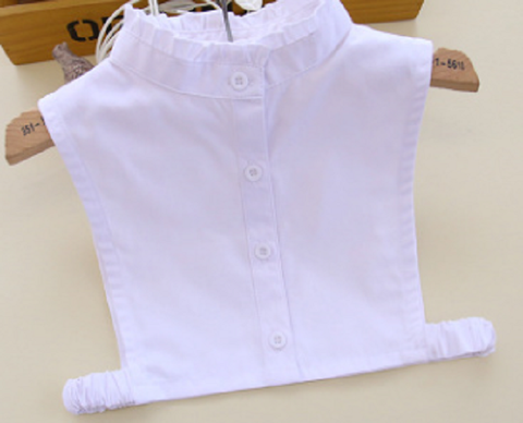 Childrens Ruffle Bib Shirt