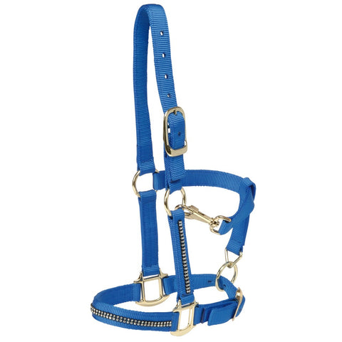 Rancher Diamond Nylon Halter
