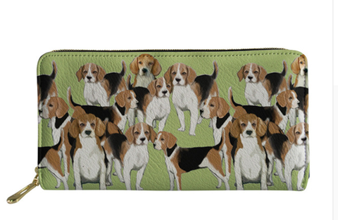 Beagle Hound Dog Purse