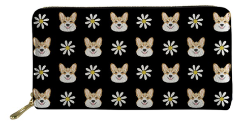 Welsh Pembroke Corgi Wallet