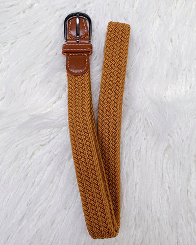 Urban Horsewear Honey Stretch Belt