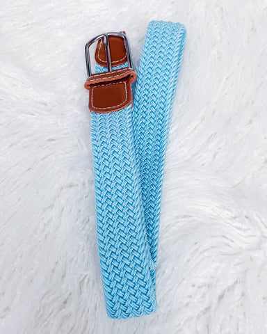 Urban Horsewear Ice Blue Belt