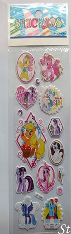 Pony Stickers