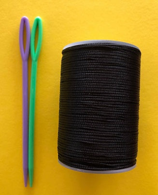 Plaiting Thread & 2 Needles Pack