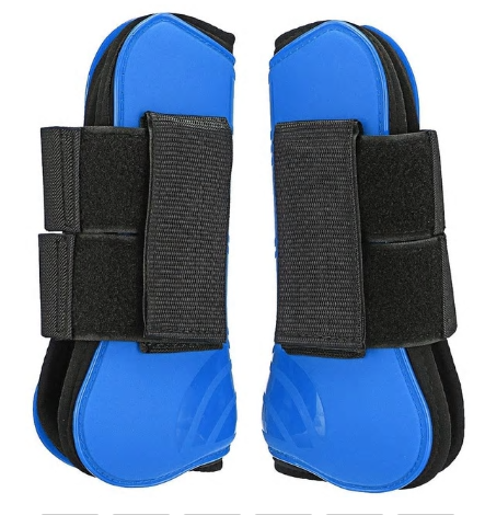 Tendon Boots  =   Red or Royal