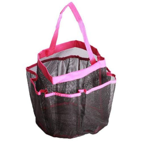Grooming Tote Bag   Black, Blue, PInk