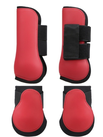 Tendon & Fetlock Boot Set Various Colours